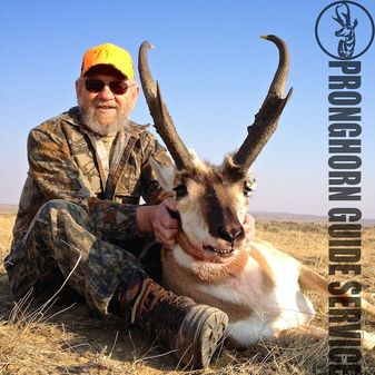 Howard French Pronghorn 2012